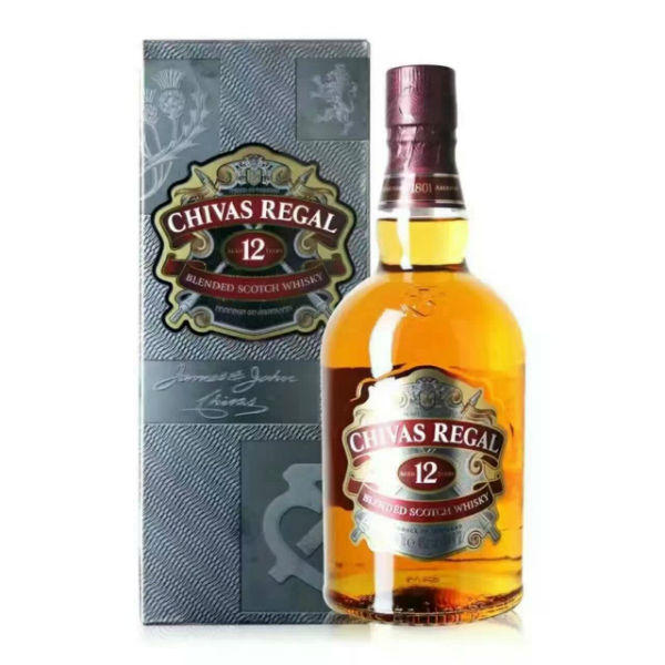 CHIVAS REGAL 12年
